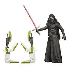 """Star Wars The Force weckt Kylo ren Space Mission 3.75"""" Action Figur NEU"""
