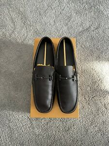 Tods Mens Shoes Gommino Brown Size 10