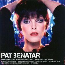 Icon by Pat Benatar (CD, Mar-2013, Capitol)