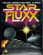 Star Fluxx Ever Changing Card Game Blast off For the Stars for 2-6  Players  NEW