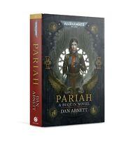 WARHAMMER 40K - PARIAH: A BEQUIN NOVEL (HARDBACK)