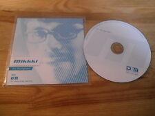 CD Pop Mikkki - In Ewigkeit (3 Song) Promo DER NEUE MUSIKVERLAG