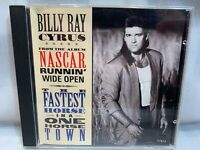 BILLY RAY CYRUS Fastest Horse In A One Horse Town CD (PROMO Single)