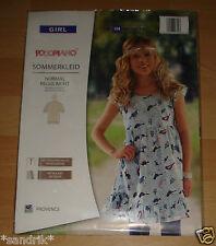 Mädchen Sommerkleid Größe 104 Kinder Kleid Pocopiano