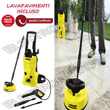 PRESSURE WASHER ELECTRIC WATER COLD KARCHER K 3.550 COMPACT POWERFUL