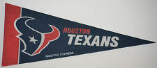 NFL Banner/Pennant !!!HOUSTON TEXANS!!! Football Team By RICO/TAG EXPRESS