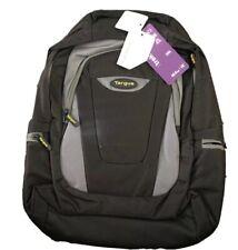 Targus Trek Laptop Backpack - Laptop carrying backpack - 16-inch - Black/Gray