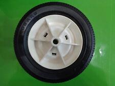 "7.5""X 1.75"" Sears/Craftsman/AYP White PM Mower Wheel Assy STD333775, 333775 NEW"
