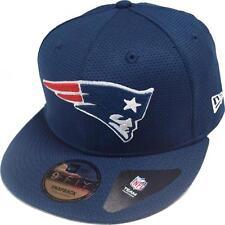 New Era Patriots De Nueva Inglaterra Entrenamiento Malla Gorra Snapback 9fifty