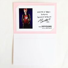 [Limited] SM TOWN COEX Artium SUM Official SM Artist NCT Doyoung Birthday Card