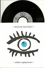 """Roger Daltrey - Under a raging moon/Won`t get fooled again  GERMANY 7"""" > THE WHO"""