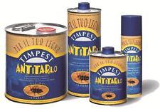 Antitarlo Timpest - Trattamento per legno: 250ml - 1 lt - 2,5 lt - 10 lt - 25 lt