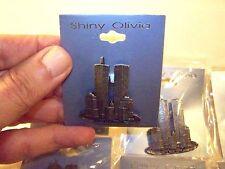 World Trade Center Pin-WTC- Vintage-  6 pins lot,