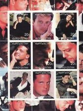 Singer Luis Miguel -  Sheet of 9  - 11A-066