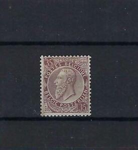 [LK14641] Belgium N°49 Royalty MH * COB € 22,00 SUPERB