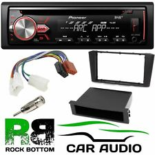 For TOYOTA AVENSIS T25 Pioneer DAB+ CD USB AUX Car Stereo & Fascia Fitting Kit