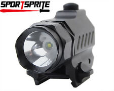 320LM CREE XP-G R5 2MD LED 16340/15270 Tactical Flashlight Fit GL 17 & M&P 40