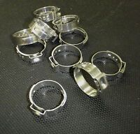 Pipe Clamps 1//2-Inch U-Hook PEX Holder PEX-AL-PEX Talon Support 16mm O.D Plastic