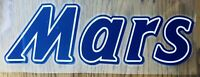 MARS Patch Toppa sponsor Napoli maglia Iron On Transfer ennerre Maradona