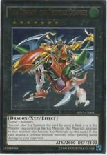 *** GAIA DRAGON, THE THUNDER CHARGER *** ULTIMATE RARE AP07-EN001 YUGIOH!