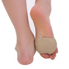 Footful Gel Vorfusspolster  Halb Einlegesohlen Anti Rutsch Pads Massage Klar