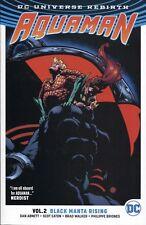 Aquaman Tpb Vol 2 Black Manta Rising Rebirth Reps #7-15 New/Unread