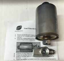 Workhorse RV Fuel Filter With Adapter W8006889 W0004996