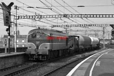 PHOTO  IÉ 001 CLASS NO. 055 AT CONNOLLY STATION  AS THE CITY OF DUBLIN JUNCTION