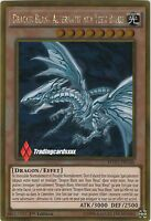 Yu-Gi-Oh! Dragon Blanc Alternatif aux Yeux Bleus: MVP1-FRG46 -VF/Gold Rare-