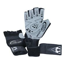 Best Body Nutrition Handschuhe Top Grip mit langen Handgelenkbandagen