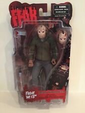 "Cinema Of Fear Jason Voorhees 6"" Action Figure Mezco Friday The 13th Part 3 New"