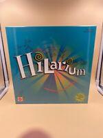 NIB Hilarium Board Game by Mattel 2001 NEW SEALED