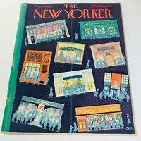 The New Yorker: December 15 1962 - Full Magazine/Theme Cover Charles E. Martin