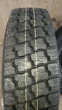 (4-Tires) 225/70R19.5 tires H-803 14 PR drive tire 225/70/19.5 Hercules 22570195