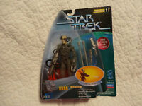 Star Trek Warp Factor Series 1 BORG Galactic Gear Figure Playmates 1997 NEW