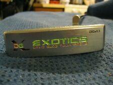 "Tour Edge Exotics David Glad Tour Proto DGv1.1 Putter 35"" + Cover Tour Issue"