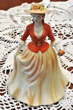 Royal Doulton-Autumn Stroll #HN4588-Intl. Collectors Club 2006 6.25""