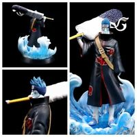 Anime Naruto Shippuden Hoshigaki Kisame Statue PVC Action Figure Collectible Toy
