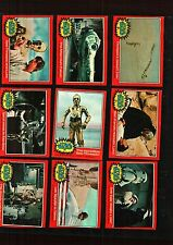 "1977 TOPPS STAR WARS CARDS SERIES 2 RED..... EX.TO NM CONDITION ""SPECIAL PRICE"""
