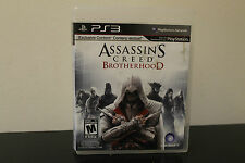 Assassin's Creed: Brotherhood  (Sony Playstation 3, 2010) *Tested