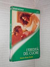 L EREDITA DEL CUORE Karen Rose Smith Harlequin Mondadori 2001 libro romanzo di