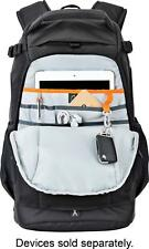 Open-Box Excellent: Lowepro - Flipside 300 AW II Camera Backpack - Black