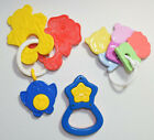Vintage+1990s+Baby+Toy+Lot+The+First+Years+%26+Shelcore+Ring+Chew+Teething+Toys