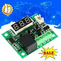 -50-110°C W1209 Digital thermostat Temperature Control DC-12V+Sensor NEW B7R8