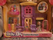 Dollys Day fashion boutique toy set