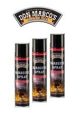 Don Marco's  BBQ Spray,Dose 300ml, 100% Rapsöl,BBQ  Öl,3 Stück mit 300ml