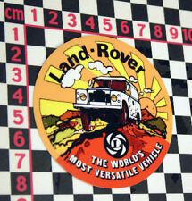 BL era Land Rover Adesivo-Series 2 2 A 3 Range Rover
