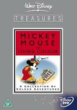 Walt Disney Treasures: Mickey in Living Colour - 1935 to 1938 NEW & SEALED - DVD