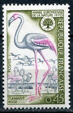 FRANCE TIMBRE NEUF N°1634  **  FLAMMANT ROSE