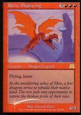 Rorix Bladewing FOIL | NM | Onslaught | Magic MTG
